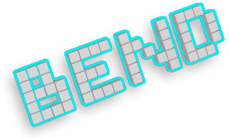 Bend block text