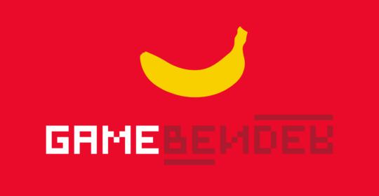 GameBender Primary Logo Banana